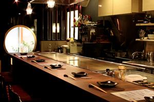 鉄板焼 Mangetsu