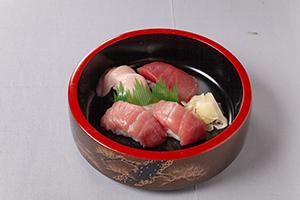 立ち寿司 まぐろ一徹 天六店